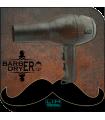 Secador  LimHair Barber Dryer 1850 w Óxid