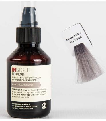 INSIGHT Incolor Pigmento directo Silver/Gris 100 ml