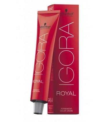 Schwarzkopf tinte Igora Royal 60 ml 4.0 - Castaño