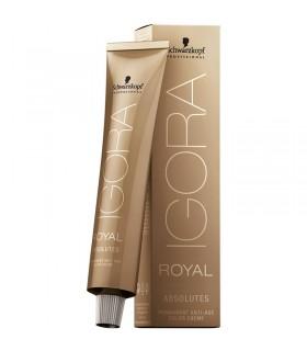 Schwarzkopf tinte Igora Absolutes  60 ml 9.50 Rubio clarísimo dorado natural