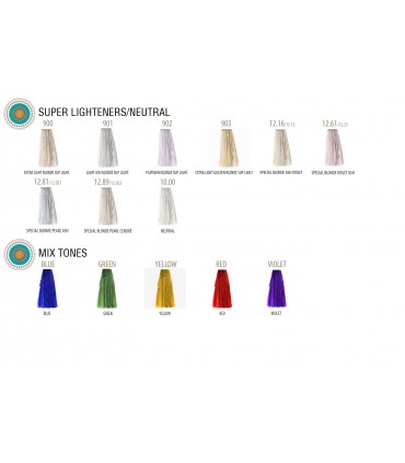 Tinte Farmavita Supremacolor  12.61 superaclarante violeta ceniza 60 ml