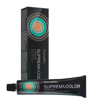 Tinte Farmavita Supremacolor  12.81 superaclarante perla ceniza 60 ml