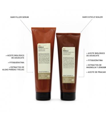 INSIGHT REBUILD Hair Cuticle Sealer - Paso 2